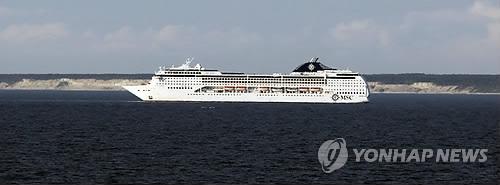 노르웨이 해안서 크루즈선 엔진고장, 승객 1천300명 대피키로