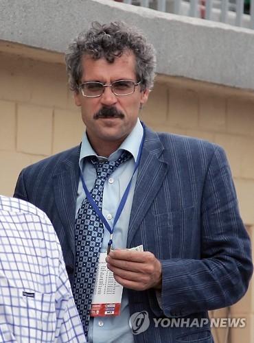 러시아 도핑 스캔들 폭로한 로드첸코프 박사 [EPA=연합뉴스 자료 사진]
