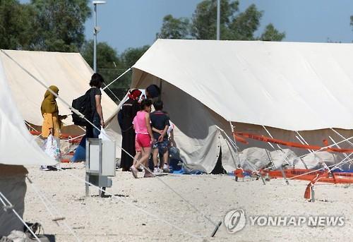 """지중해 키프로스, 난민루트로 부상…""""EU 국경통제·분단 영향"""""""