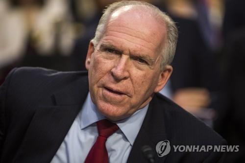 존 브레넌 미국 CIA 국장