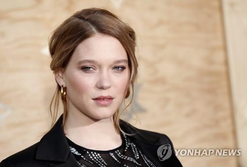 프랑스 배우 레아 세이두