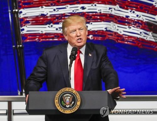 """美USTR 대표 """"나프타 협상, 수일내 돌파구 마련 희망"""""""