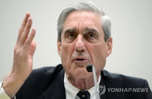 '러 커넥션' 수사 특검으로 임명된 로버트 뮬러 전 FBI 국장