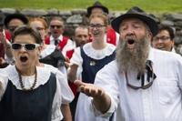 '요들레이호~'…스위스 요들송 축제