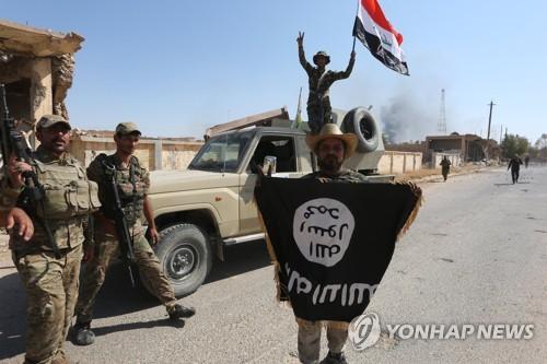 이라크군 올해 8월 IS 보급요충지 탈아파르 탈환