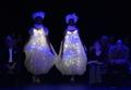 '소원이라도 빌어볼까?'…마에다 도쿠코 패션쇼