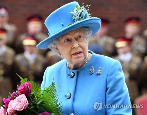 엘리자베스 2세 영국 여왕[EPA=연합뉴스 자료사진]