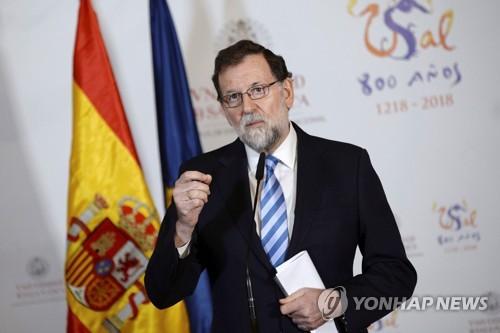 마리아노 라호이 스페인 총리