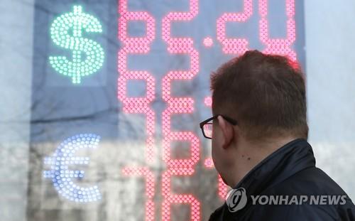 中 주가상승에 홍콩달러 휘청…통화당국 이달에만 1조원 개입