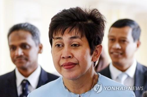 말레이, 새 중앙은행 총재에 전직 여성 부총재 지명
