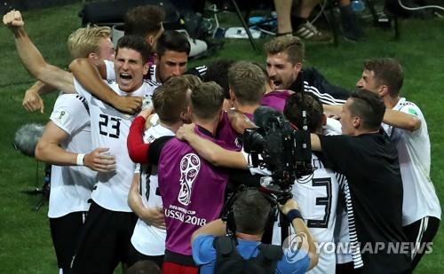 [월드컵] 무서운 전차군단, 한국전 다득점 노린다