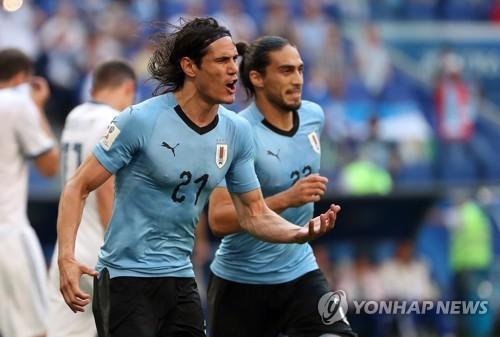 [월드컵] 수아레스가 골 넣으면 우루과이 이긴다…'승리의 파랑새'