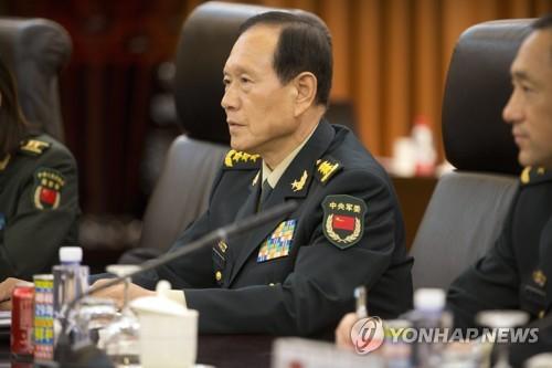 """中, 아세안과 국방장관 회의…""""연합훈련 강화하자"""""""