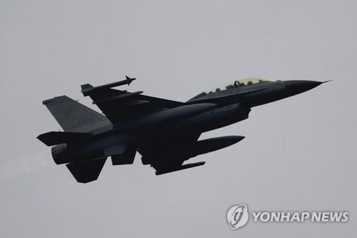 F-16 전투기 [EPA=연합뉴스 자료사진]