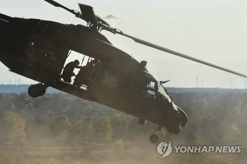 작년 말리서 유엔평화유지군 소속 獨헬기 추락은 정비불량탓