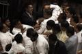스리랑카 의회서 총리 불신임 재의결 두고 ′난투극′