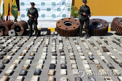 """콜롬비아 폐가서 시신 6구 발견…""""마약조직 소행 추정"""""""