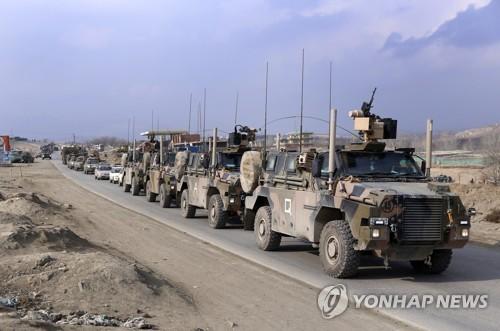 아프간 카불서 자살폭탄 공격…13명 사망