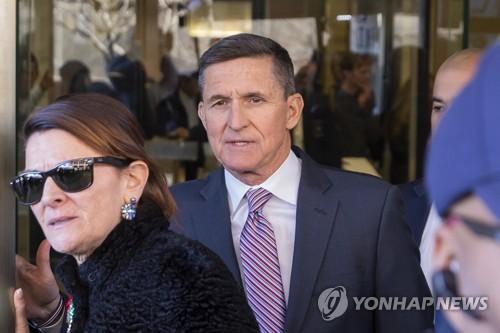 """'러시아스캔들' 플린 前보좌관 선고 연기…판사 """"범죄 심각"""""""