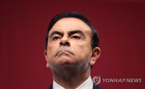 르노그룹, 일본서 구속수감 곤 회장 교체 움직임(종합)