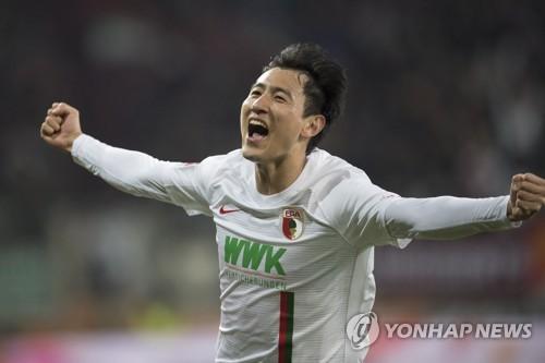 '지동원 시즌 2호골' 아우크스부르크, 뮌헨에 2-3 역전패