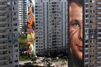 ′도시 벽 곳곳이 도화지로′…러시아 벽화 예술 축제