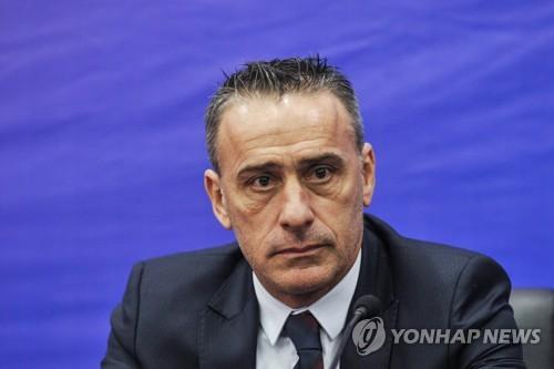 축구대표팀 새 사령탑에 벤투 전 포르투갈 대표팀 감독 내정(종합)