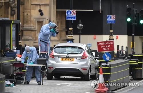영국 의사당 인근 차량 테러 용의자, 살인미수 혐의로 기소