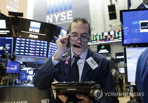 미국 주요 상장사 매출증가세 둔화…증시 추가 악재