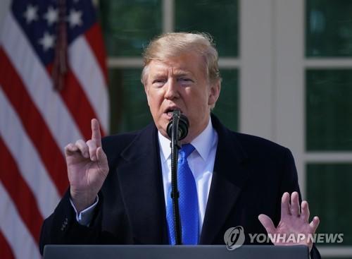 """2차 核담판 앞둔 트럼프 """"단지 실험 원하지 않는다"""" 언급 '미묘'(종합.."""