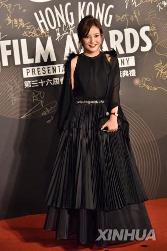 중국 여배우 자오웨이
