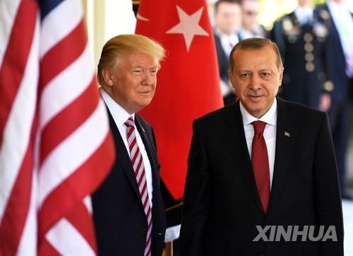 미국·터키 정상회담