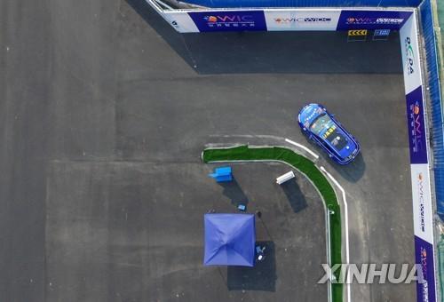 중국 자율주행차 경진 대회