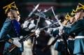 '군악대 한자리에'...러시아 모스크바  군악(軍樂) 축제 ′스파스카야 바쉬냐′