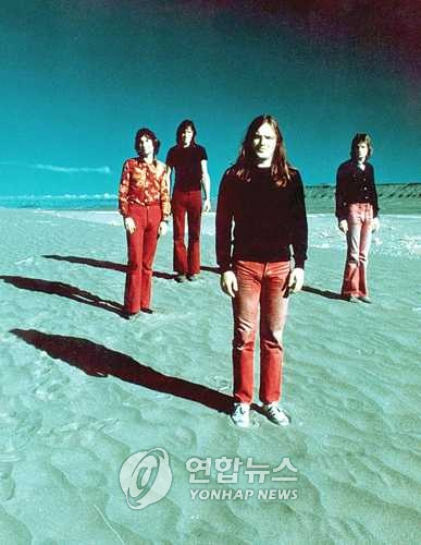 핑크 플로이드 베스트앨범「Echoes-The Best Of Pink Floyd」표지