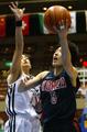 아테네 올림픽 예선 한국-대만 : 레이업슛 전주원