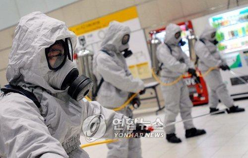 일본 테러 대비 훈련 [EPA=연합뉴스 자료사진]
