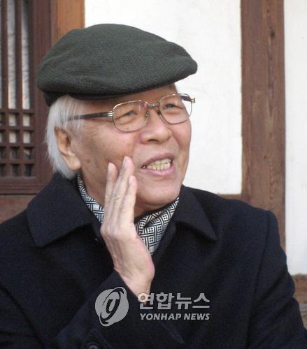 이청준 [연합뉴스 자료사진]