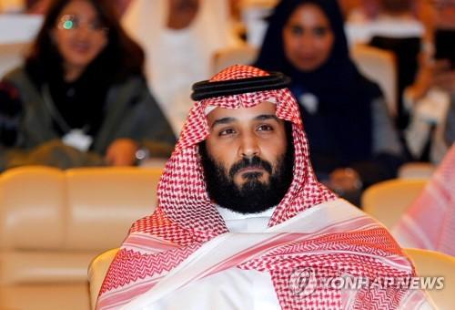 사우디 빈살만 왕세자