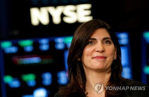 스태이시 커닝햄(43) 신임 뉴욕증권거래소 CEO