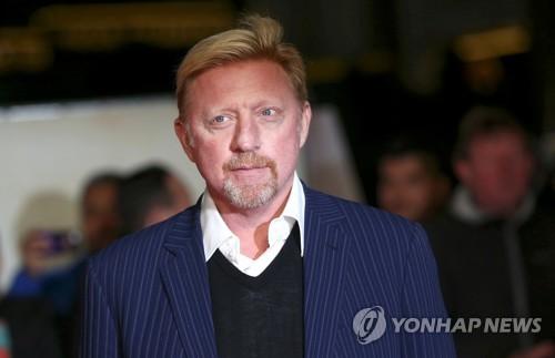 """'파산 선고' 보리스 베커 """"나는 아프리카 외교관"""" 면책특권 주장"""