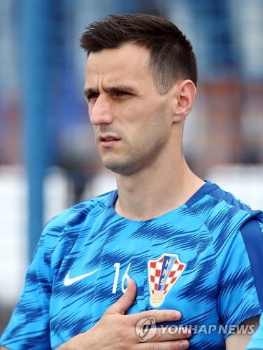 [월드컵] 선수에서 시청자로…크로아티아 선전에 못 웃는 칼리니치