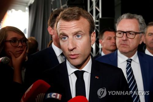 """프랑스 재벌들 """"마크롱, 서민층 무시"""" 잇따라 비판"""