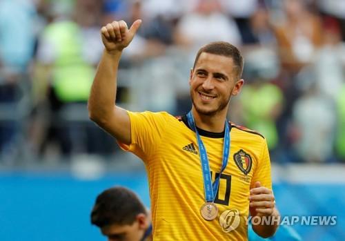 [월드컵] '2-0' 벨기에-잉글랜드 3-4위전, 44년 만의 최소골
