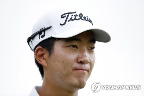 'PGA 첫 승 기회' 마이클 김