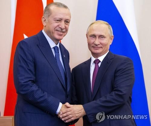 시리아 영토 안 새 경계선…러·터키, 비무장지대 구획 합의
