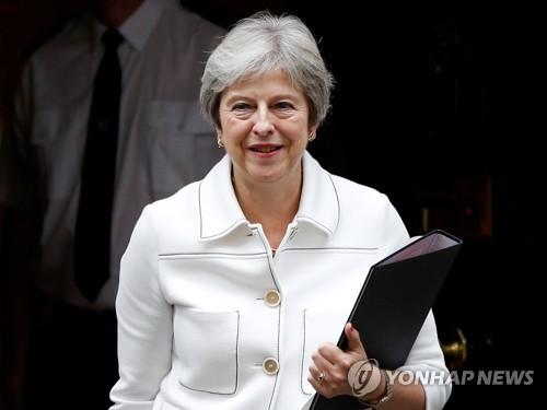 메이 영국 총리, EU 정상회의 앞두고 '정치적 단결' 촉구