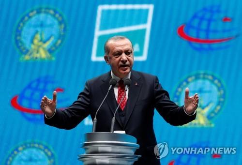에르도안 대통령, 공화국 95주년에 '세계 최대' 이스탄불공항 개항 선언