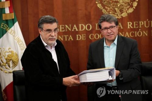 멕시코, 새 북미무역협정 비준…협정체결 3국 중 처음