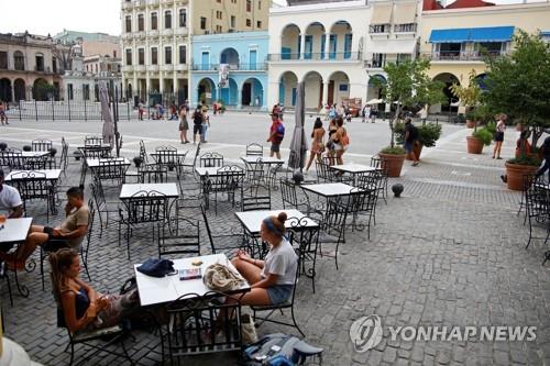 美 제재 이후 쿠바 찾는 여행객 20% 감소…관광산업 타격